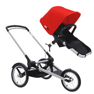 Bugaboo Kinderwagen: Runner Basis