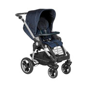 Kinderwagen Test 2016: der Teutonia be you - Platz 4