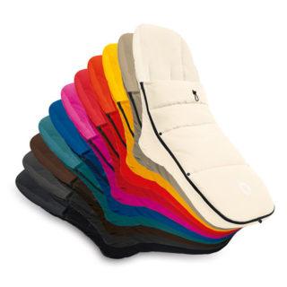 Bugaboo fußsack in verschiedenen Farben