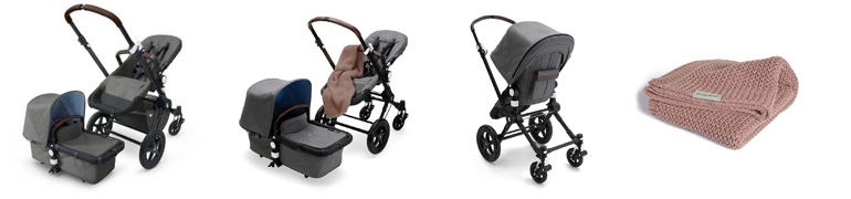 bugaboo special editions: Cameleon³ BLEND