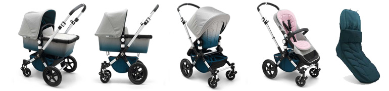 bugaboo special editions: Cameleon³ Elements