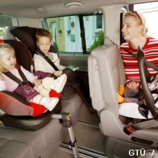 Auto Kindersitze: Welchen Adapter benötige ich für meinen Kindersitz ß