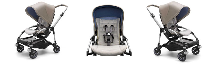 Bugaboo Bee5 Tone Kollektion