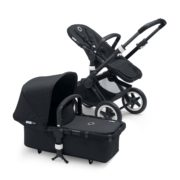 Bugaboo Buffalo All Black Kinderwagen