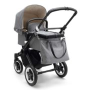 Bugaboo Buffalo Classic+ Grey Mélange Kinderwagen