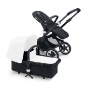 Bugaboo Buffalo Kinderwagen Basis All Black