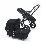 Bugaboo Cameleon³ Kinderwagen All Black Special Edition