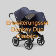 Bugaboo Donkey Classic+ Duo Erweiterungsset