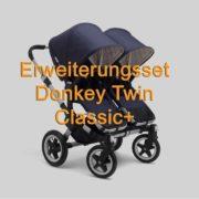 Bugaboo Donkey Classic+ Twin Erweiterungsset