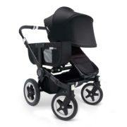 Bugaboo Donkey Mono Kinderwagen All Black Special Edition