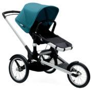 Bugaboo Runner Kinderwagen mit Sonnendach Petrol - komplett